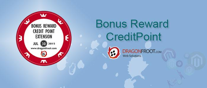 Bonus Reward Credit Point