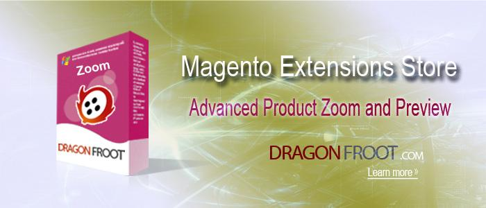Magento Module: Product Preview by DragonFroot